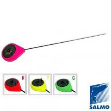 Удочка-балалайка зимняя Salmo SPORT 24см зелен.