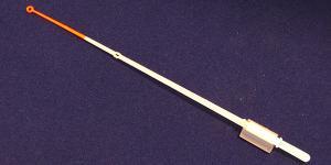 Кивок лавсановый спортивный+ 120мм 1.0г.